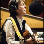 Paul McCartney in Henson Studios