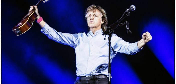 Paul McCartney Liverpool Echo Arena date revealed for Christmas homecoming show
