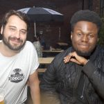 Joe and Xam Volo at Jacarand Records Phase One