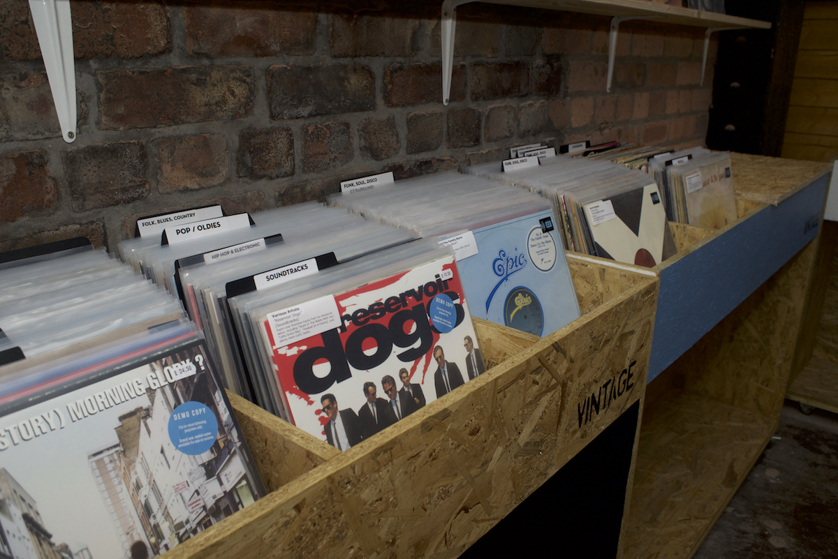 """""""The tyranny of collecting"""" - why I gave away my entire record collection"""