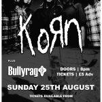 Korn at the Krazyhouse