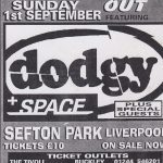 Dodgy and Space at the Krazyhouse