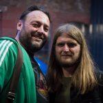 Revo and Lloyd Shearer