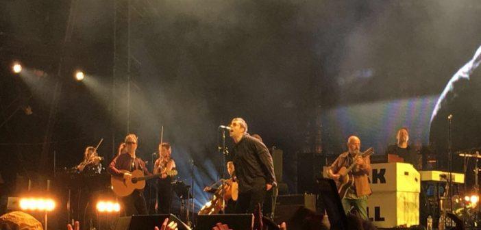 Liam Gallagher, Richard Ashcroft, Bugzy Malone, Twisted Wheel: Old Trafford Cricket Ground, Manchester