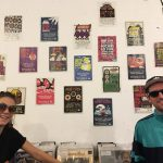 Getintothis' Amy Chidlow and Tracky pre-show with Deep Cuts artwork