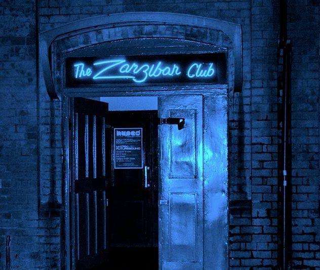 The Zanzibar Club, Liverpool