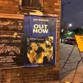 Ian Brown new single takes intriguing developments as poster spotted in Liverpool