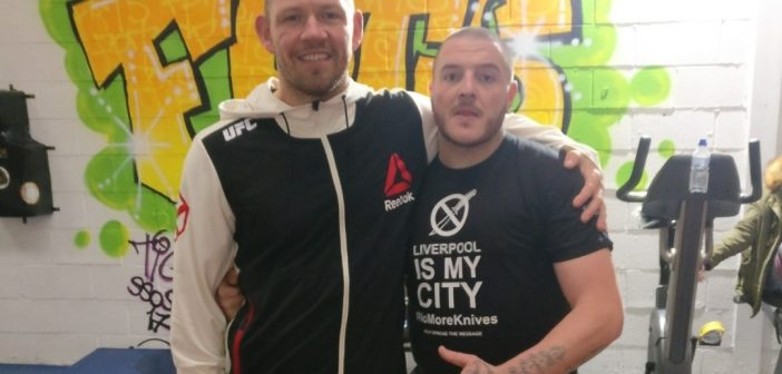 #NoMoreKnives – Liverpool hip hop campaigner on how Merseyside must unite to beat knife crime