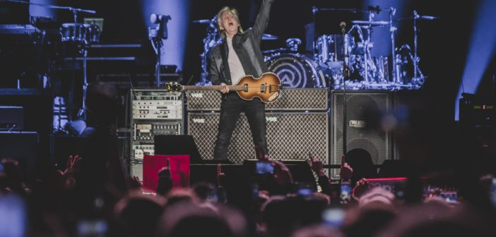 Paul McCartney: Echo Arena, Liverpool