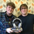 Multiple wins for Alffa and Gwilym at Gwobrau'r Selar 2019 Welsh language music awards