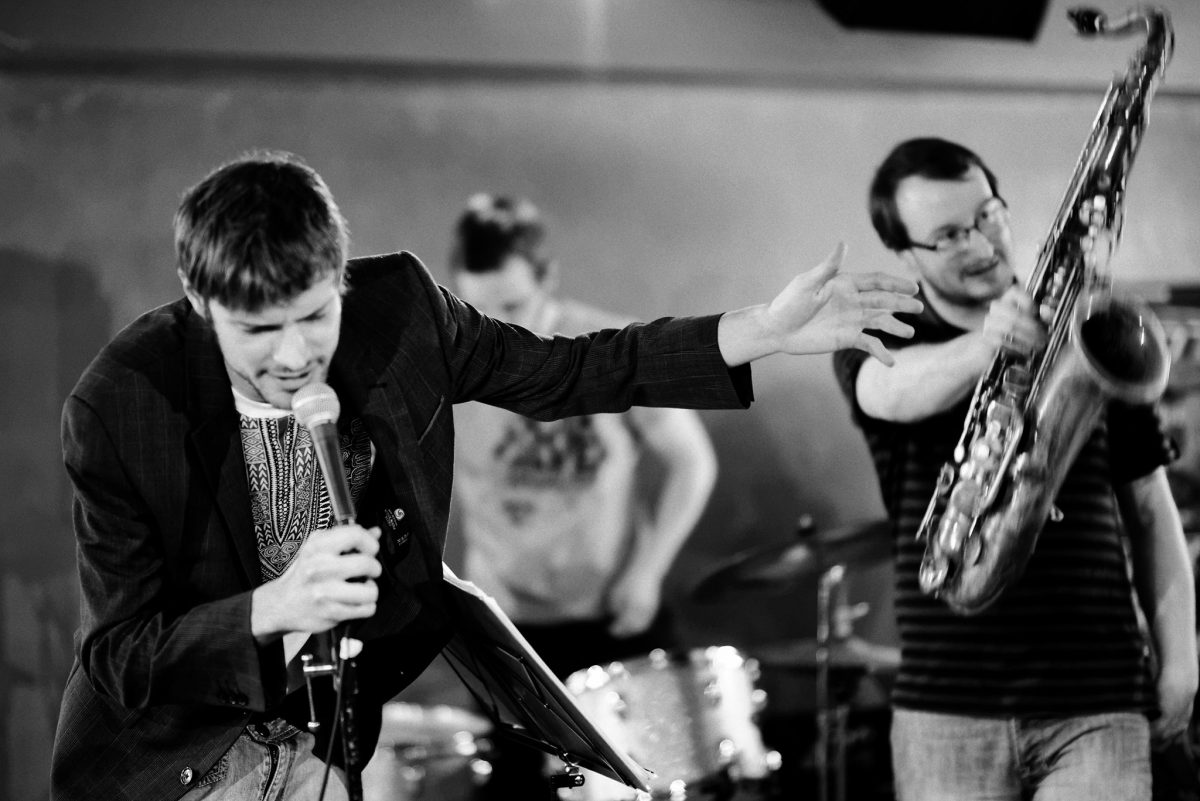 Misha Gray's Prehistoric Jazz Quintet