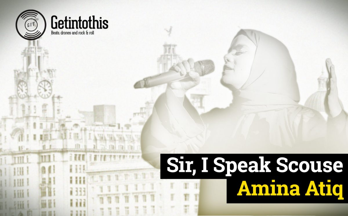 Liverpool poet Amina Atiq presents Sir, I Speak Scouse ahead of 6 Music Festival