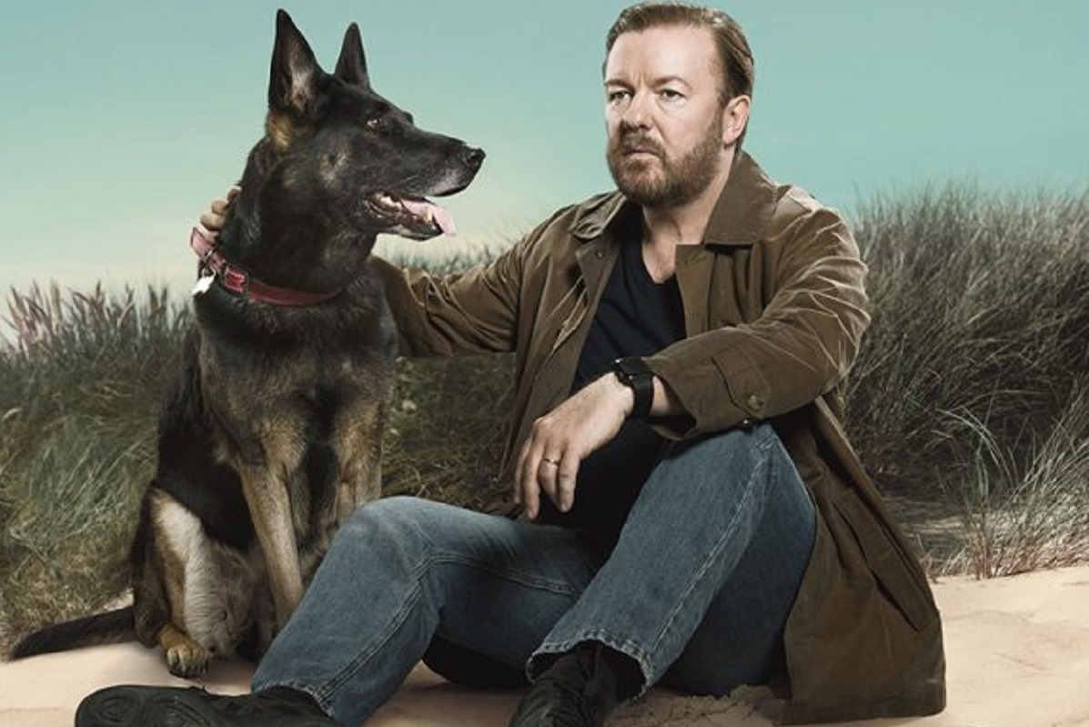 Image result for after life gervais