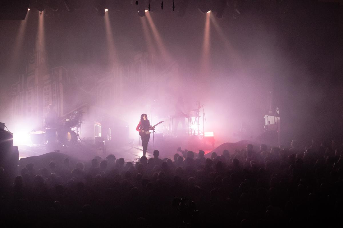 6 Music Festival: Anna Calvi, Marika Hackman, Bodega, She Drew The Gun: Eventim Olympia, Liverpool