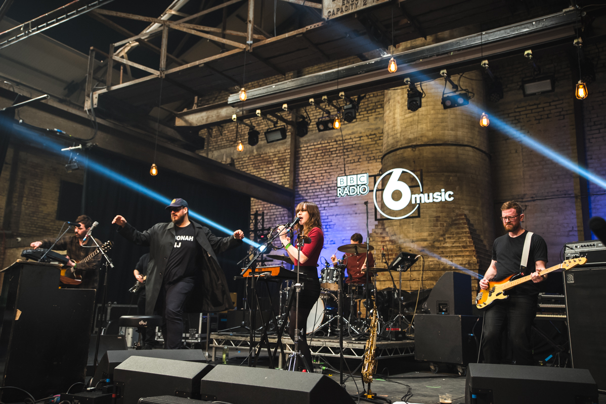 6 Music Festival: The Coral, BC Camplight, Skinny Pelembe, The Comet is Coming: Camp and Furnace, Liverpool.