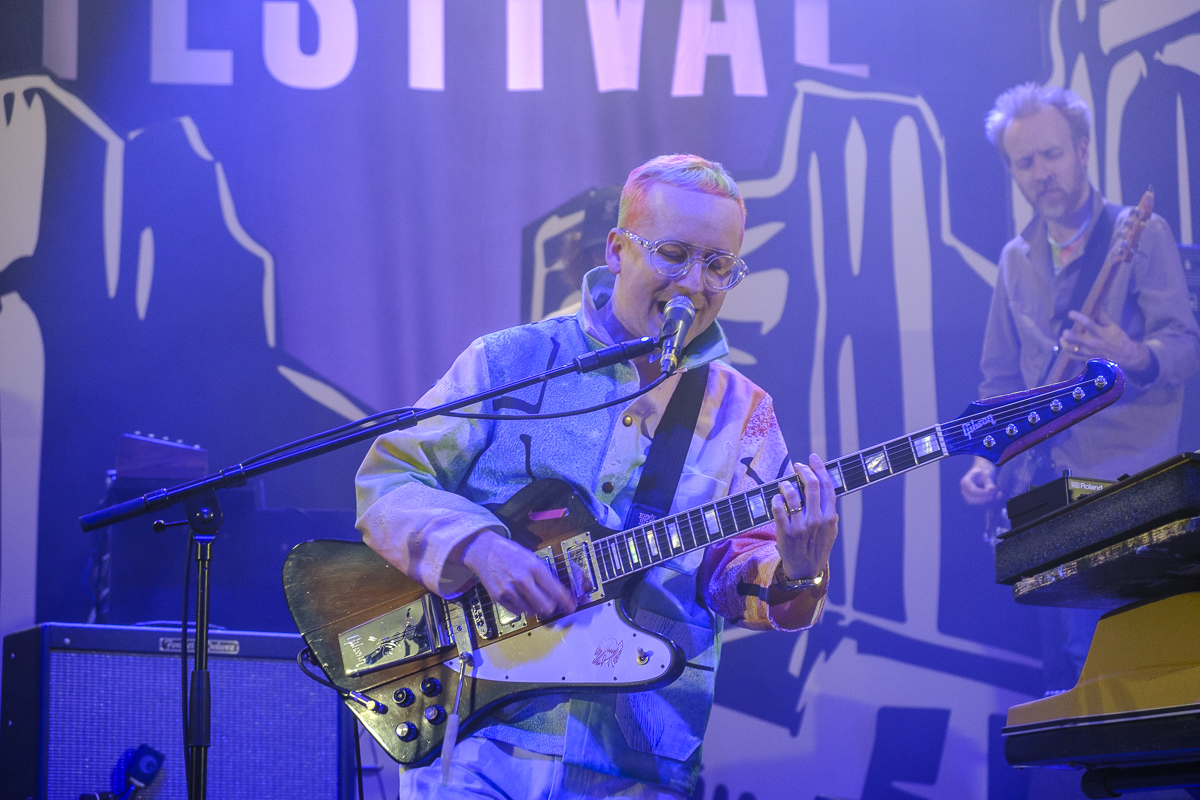 6 Music Festival: Hot Chip, The Cinematic Orchestra, Chali 2Na and Krafty Kuts, Jungle: Eventim Olympia, Liverpool