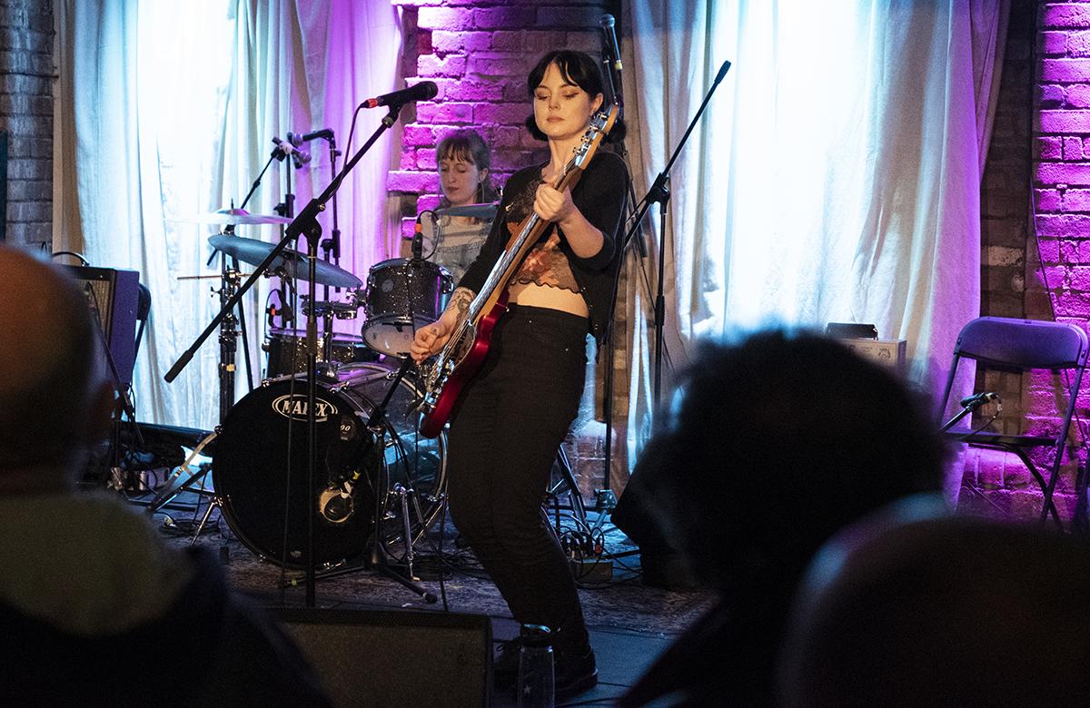 6 Music Festival Fringe closing party: Peaness, Seatbelts, RongoRongo, Yammerer: Jacaranda Records Phase One, Liverpool