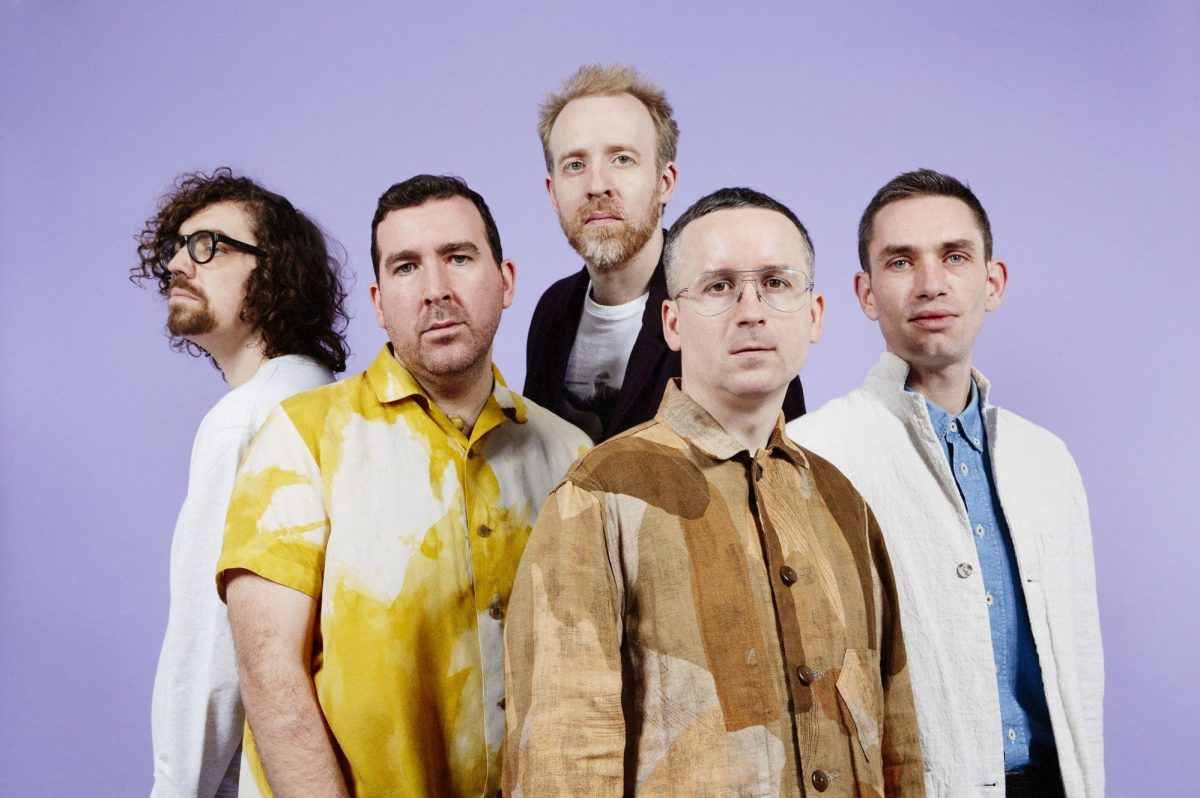 Hot Chip unveil A Bath Full of Ecstasy, huge world tour - watch Hungry Child video