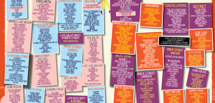 Liverpool Sound City 2019 venue guide and stage plan – exclusive
