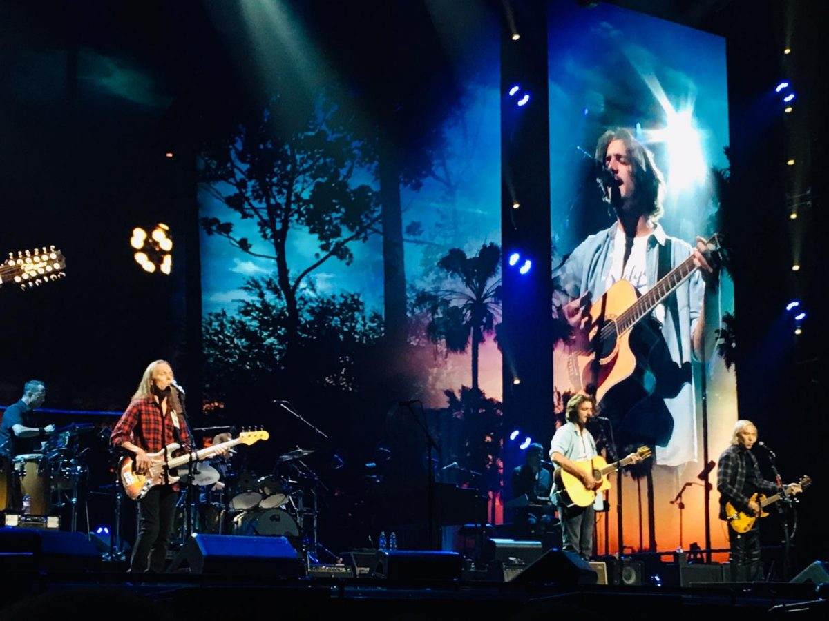 The Eagles: M&S Bank Arena, Liverpool