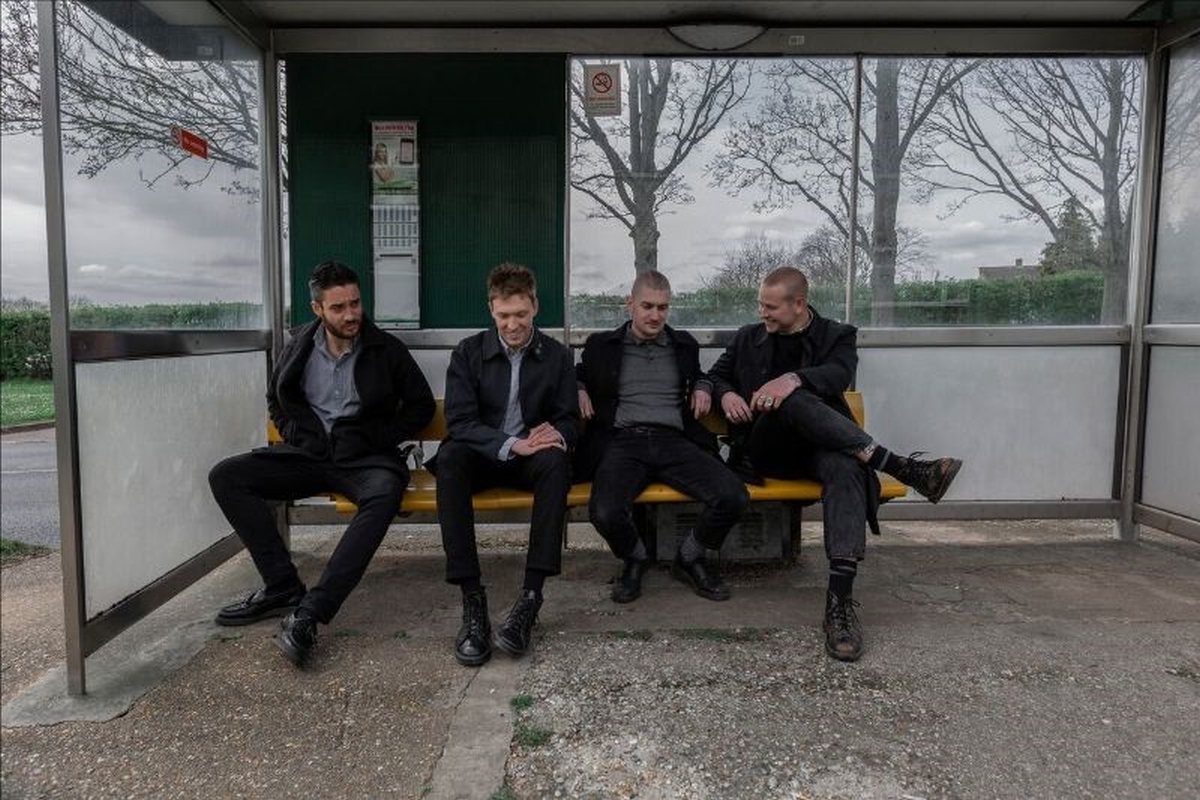 Bad Breeding announce new album, UK tour dates and an essay on the state of Britain
