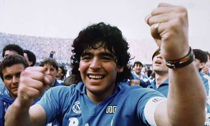 Diego Maradona: Asif Kapadia paints the picture of a flawed footballing genius