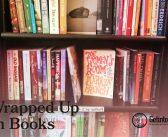 Wrapped Up in Books #13: Adam Lock, The Anfield Wrap's Lizzi Doyle, Elizabeth Haynes, Merilyn Davies