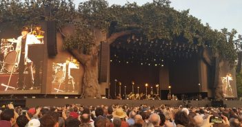 Bob Dylan, Neil Young: Hyde Park, London
