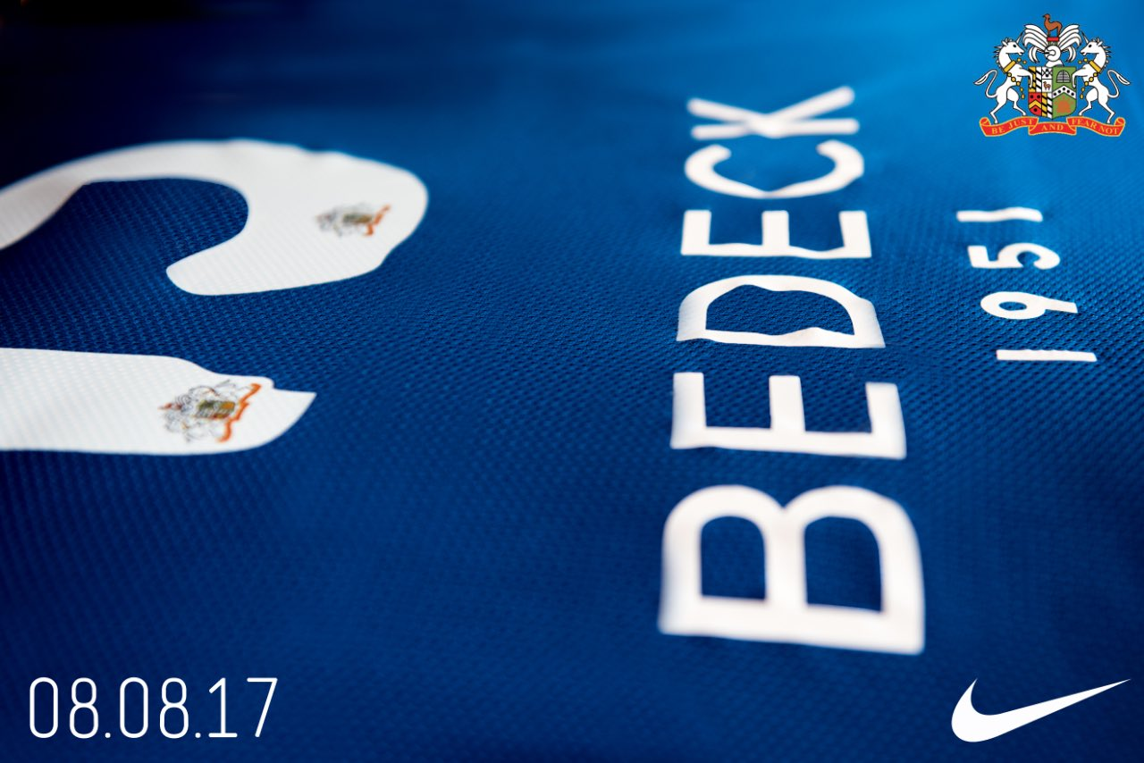 Kit Launch Update/Shirt Sponsor Scheme