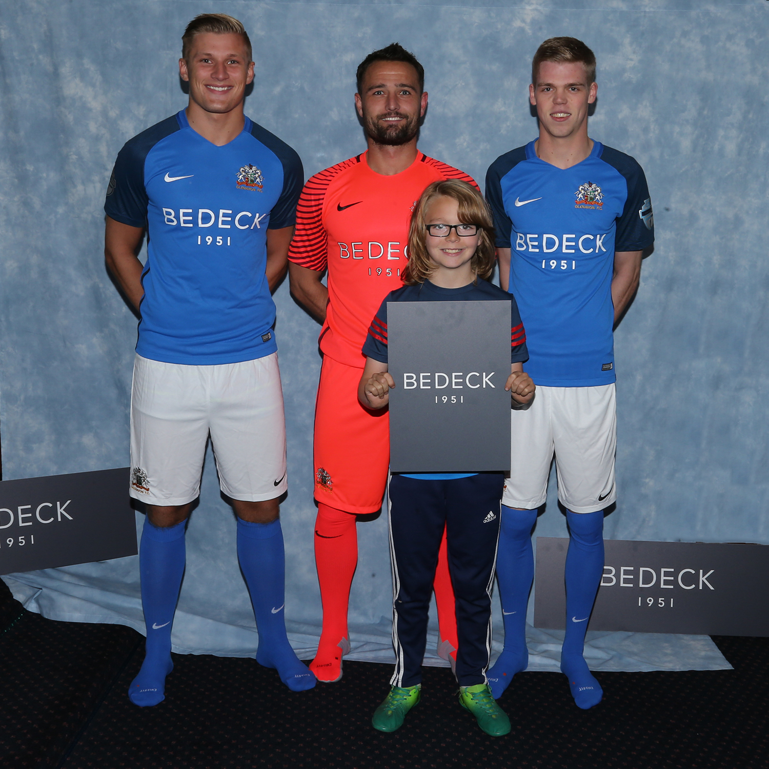 2017-18 Kit Launch