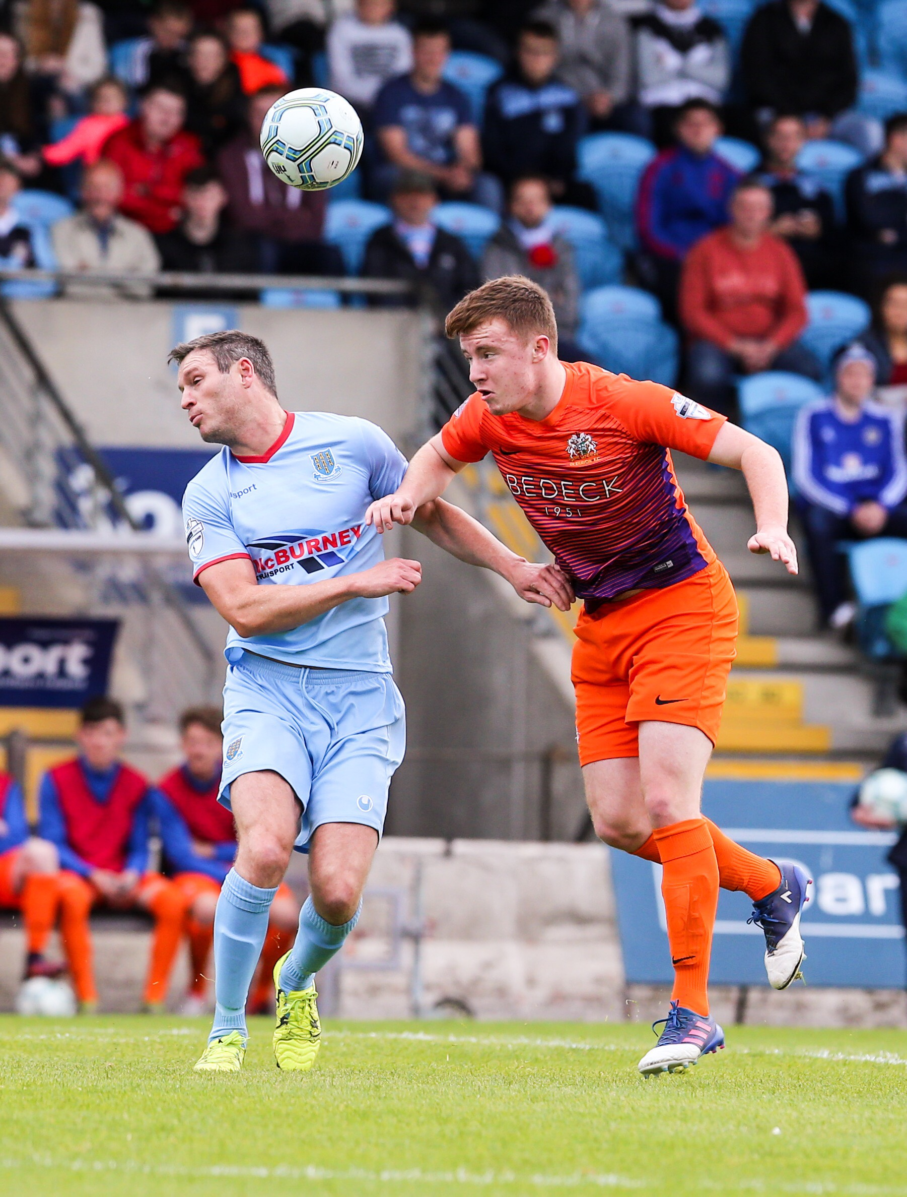 Preview: Ballymena v Glenavon