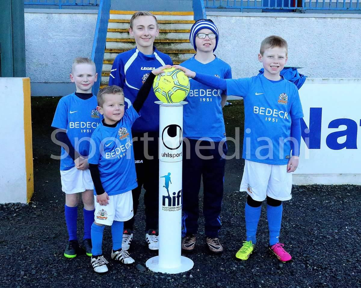Official Mascot Packages Launched