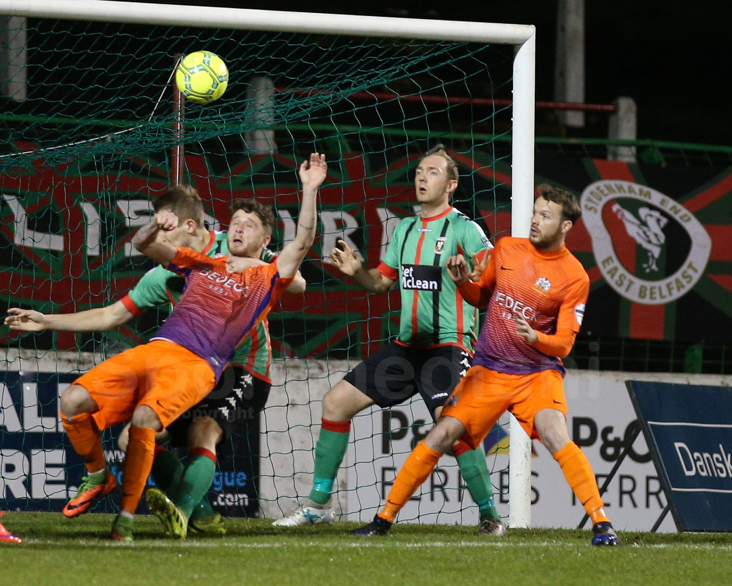 Sammy's Penalty Double Helps Sink Glens