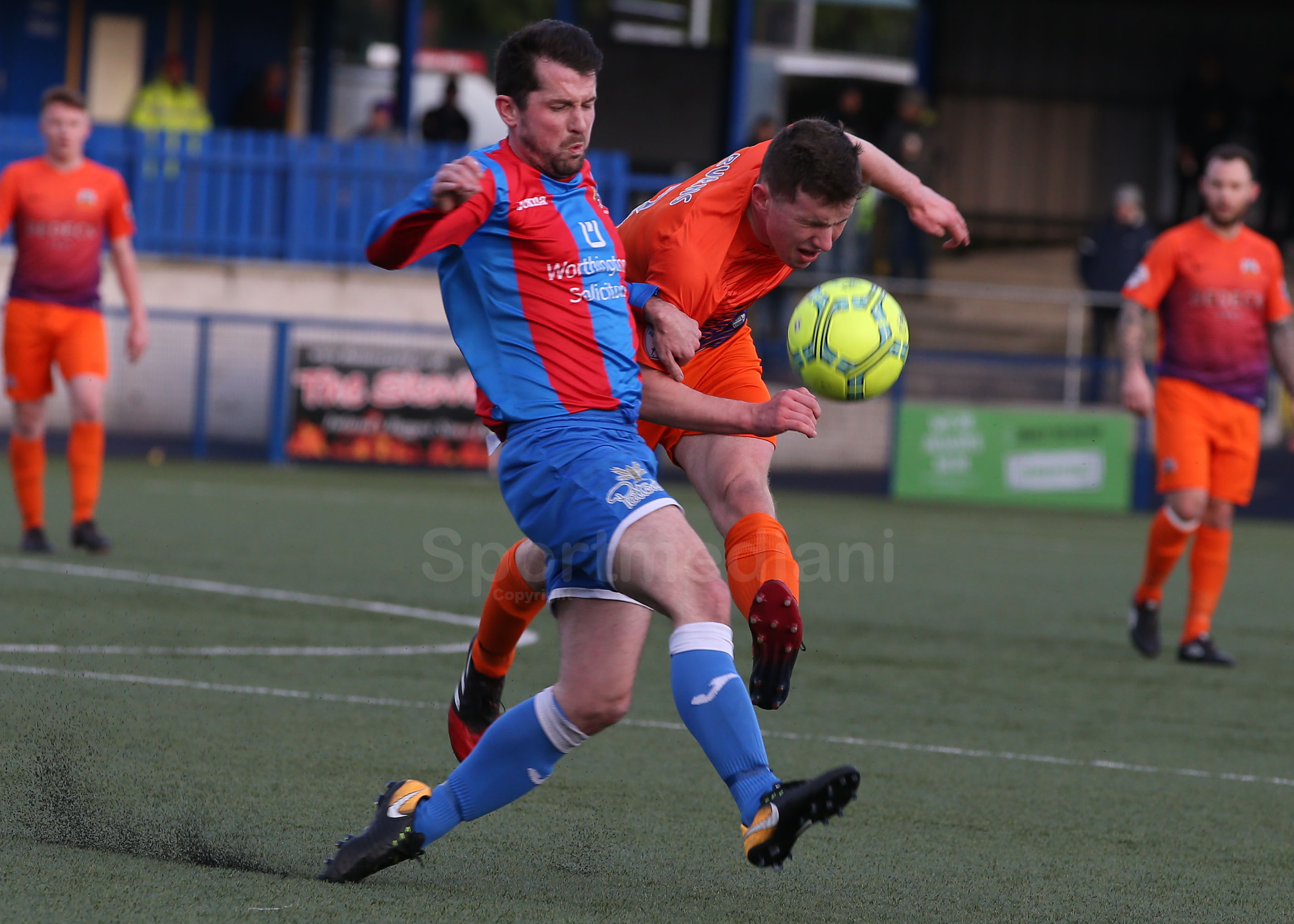 FT: Ards 0-2 Glenavon