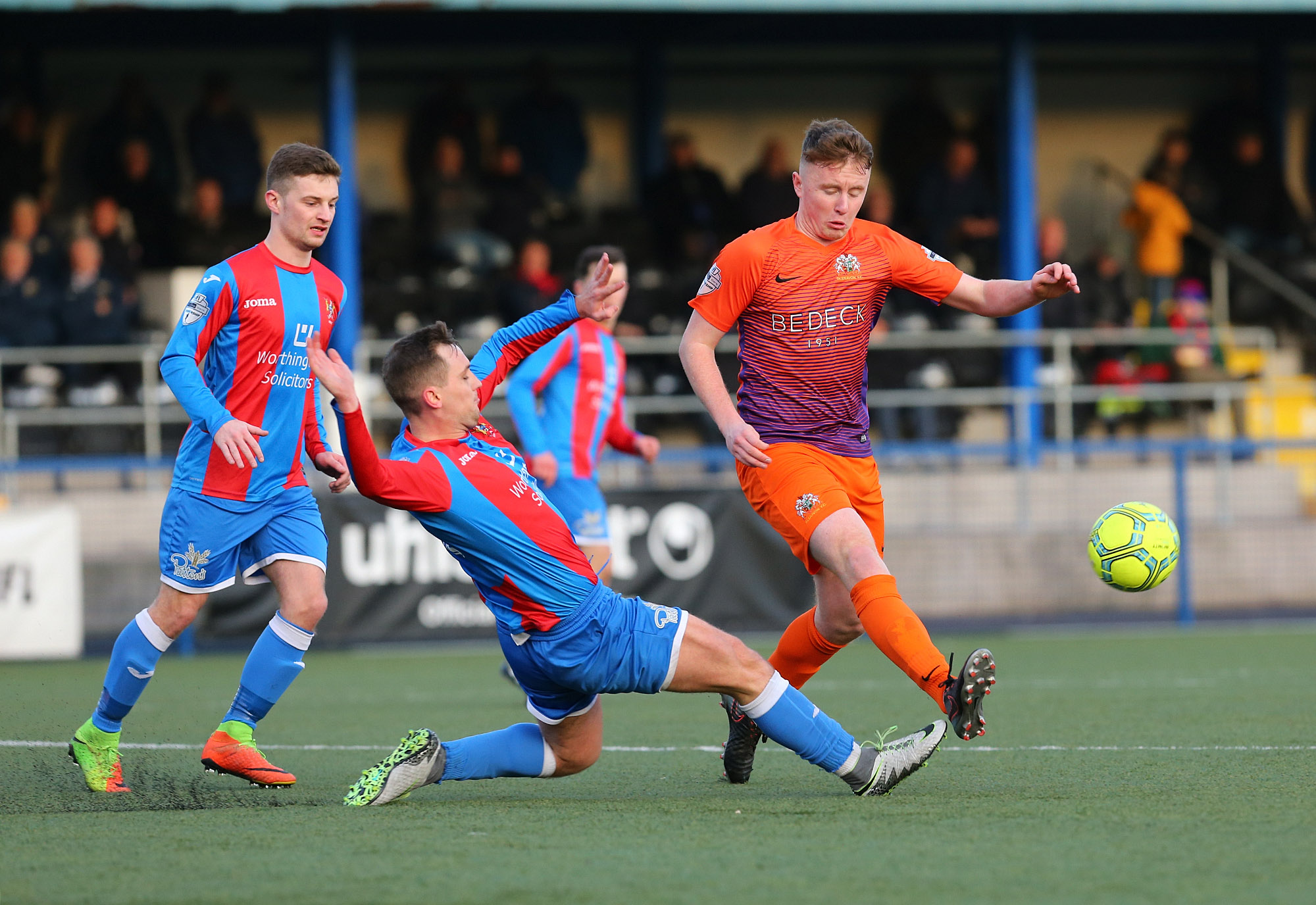 Preview: Glenavon V Ards