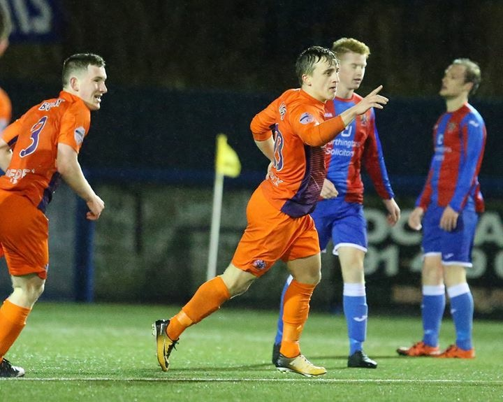 Match Abandoned: Ards 0 Glenavon 2