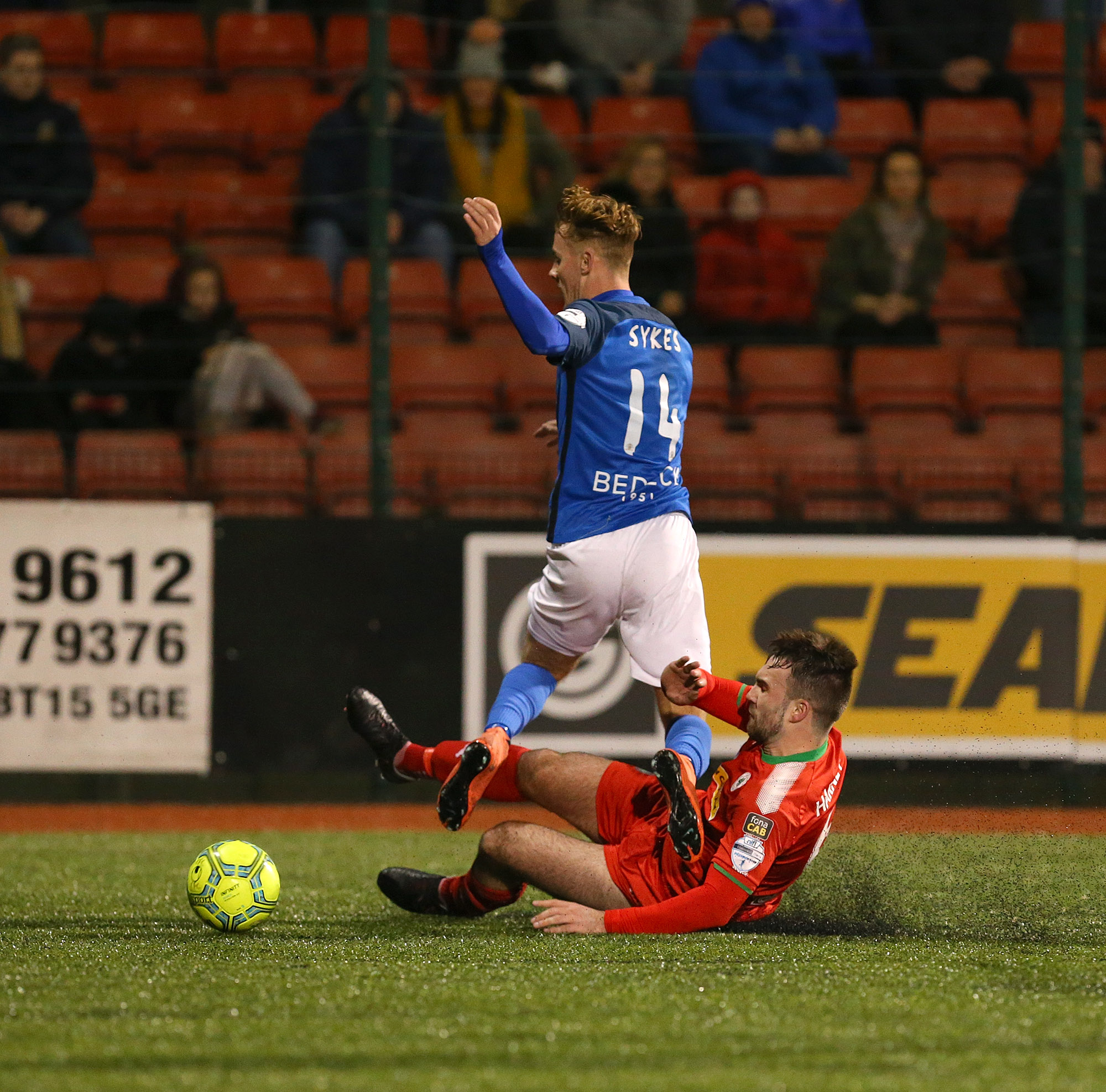 Preview: Cliftonville (A)