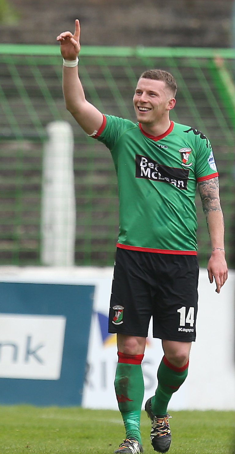 Eric Foley Joins From Glentoran