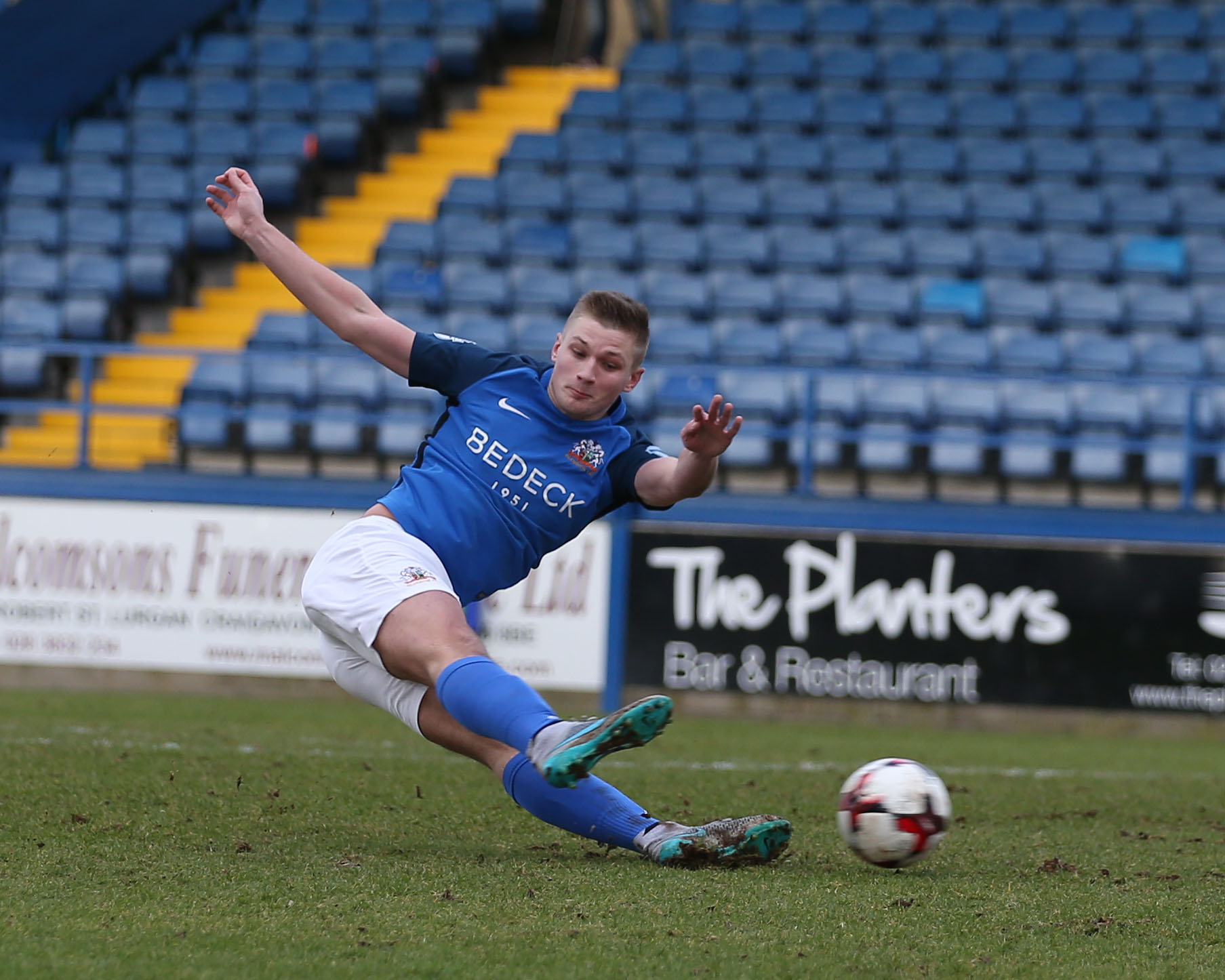 Result: Glenavon 3-0 Dungannon Swifts