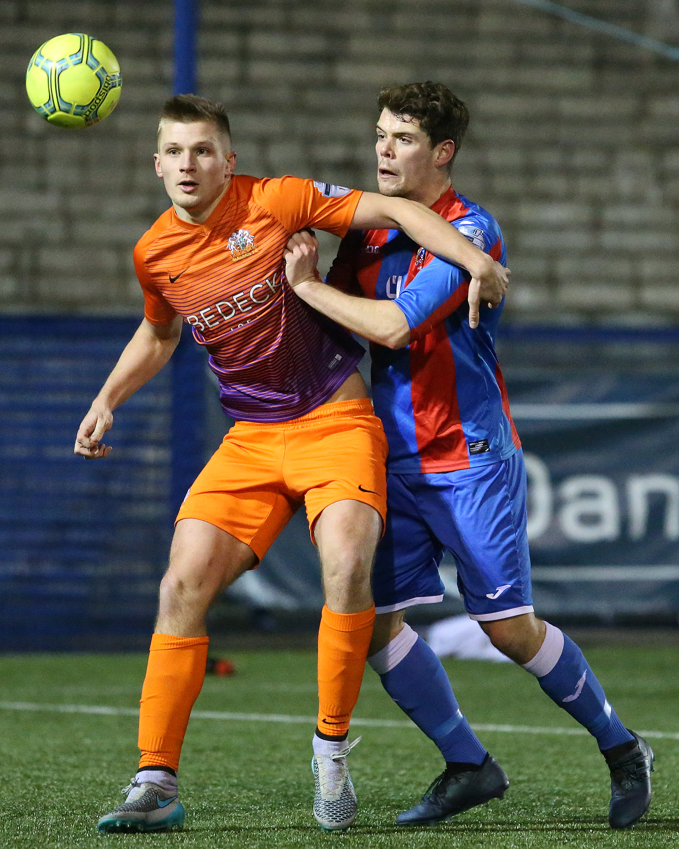 Six of the Best as Glenavon Thrash Ards