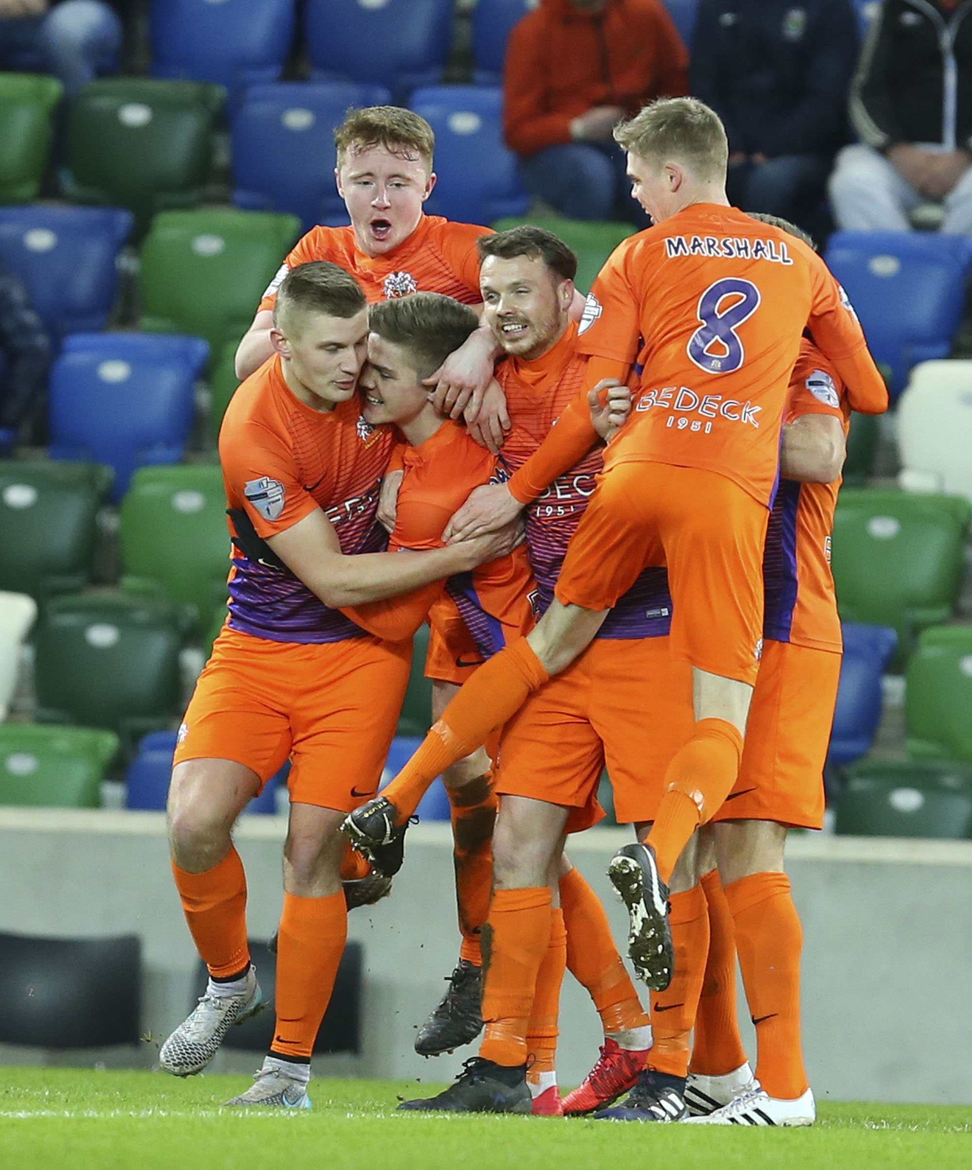 Preview: Linfield (H)