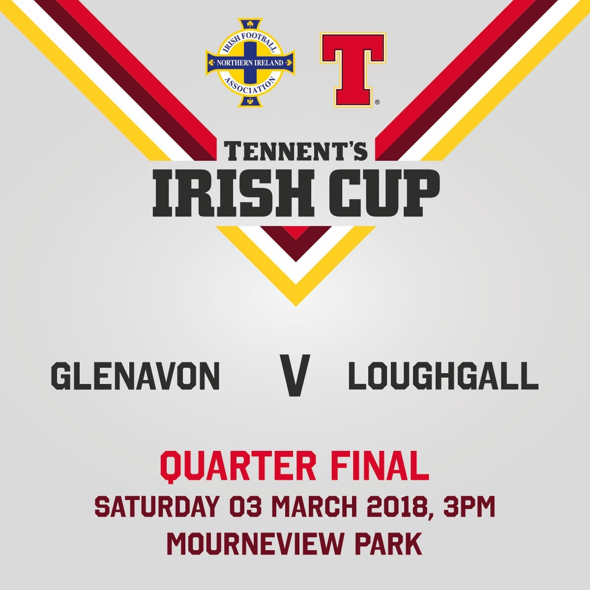 Preview: Irish Cup QF v Loughgall (H)