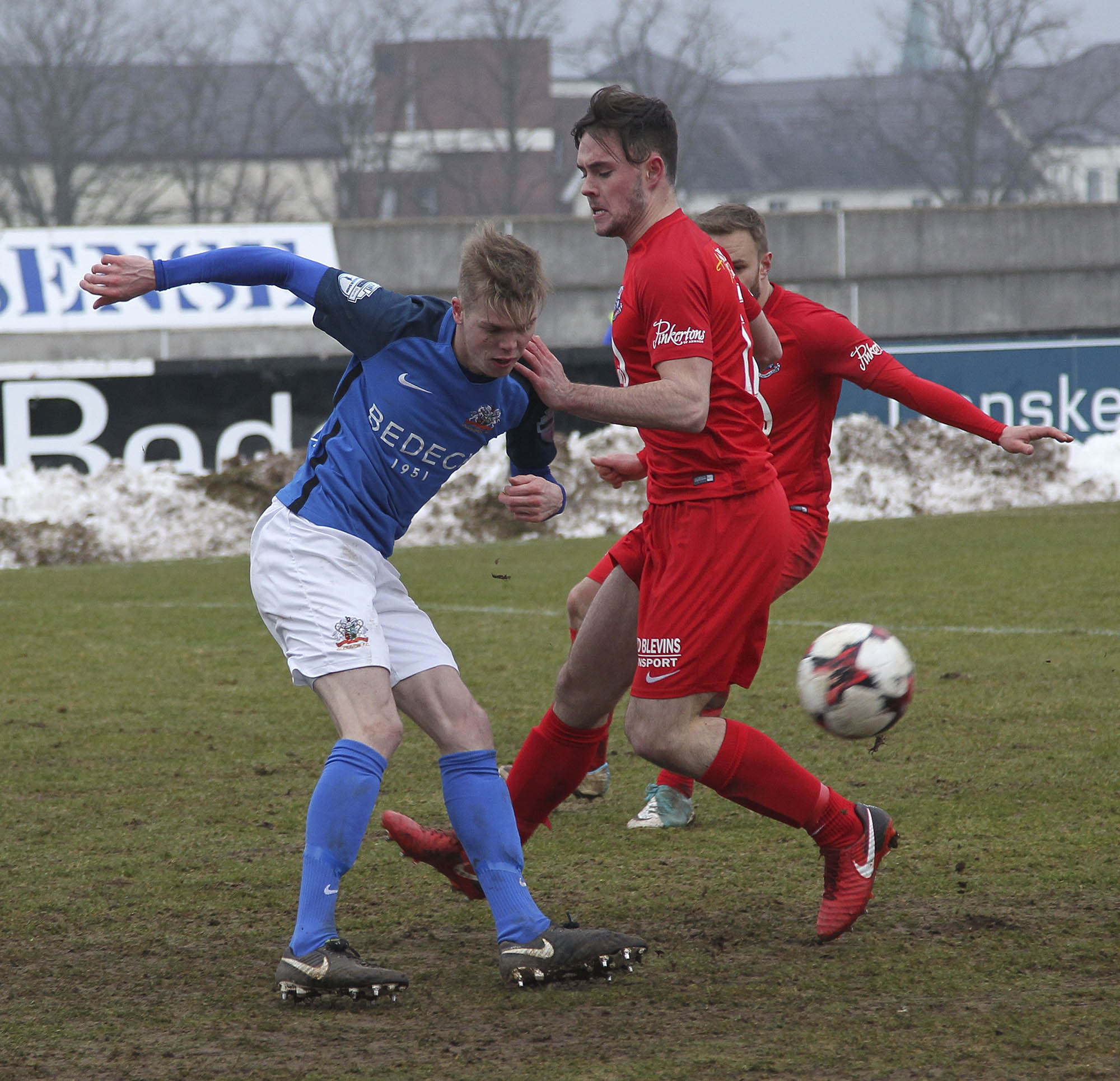 Glenavon Dumped Out of Cup by Loughgall