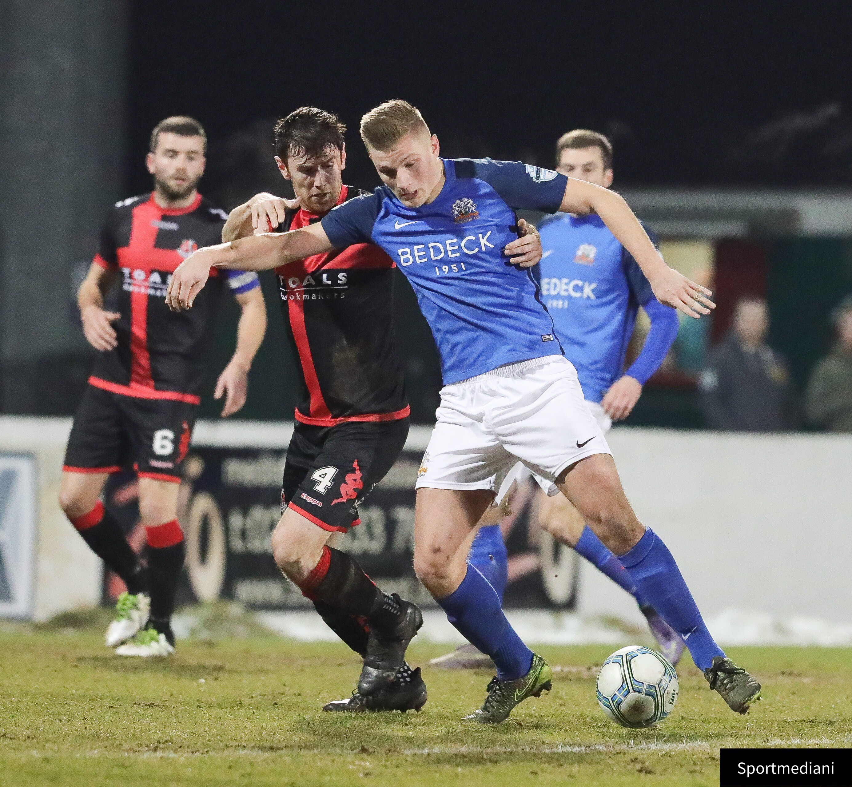 Preview: Crusaders (A)