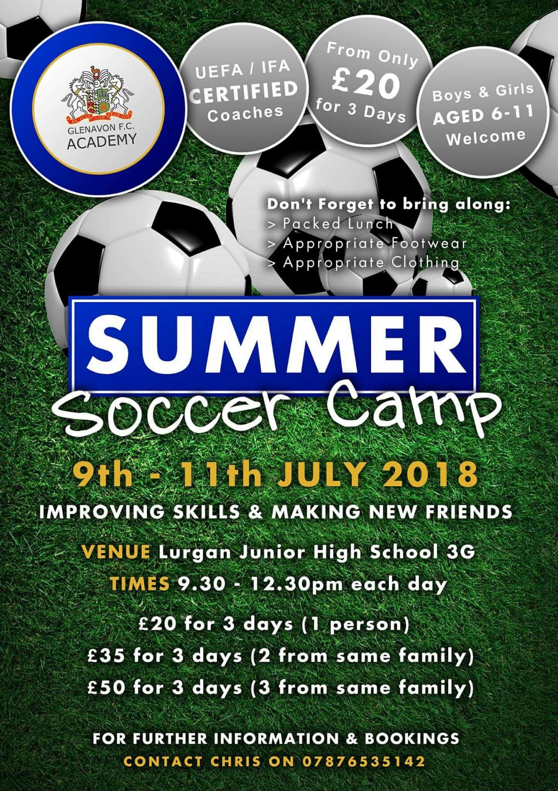 Academy Summer Camp