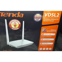 TENDA V300 4PORT WİFİ-N 300MBPS VDSL MODEM