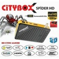 CİTYBOX SPİDER HD UYDU ALICI