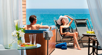 Deluxe Spa Sea View Room With Private Jaccuzi