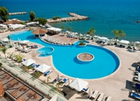 Apollonia Beach Hotel, 5 star hotel in Limassol, Cyprus
