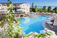 Louis Althea Beach Hotel in Protaras, Cyprus
